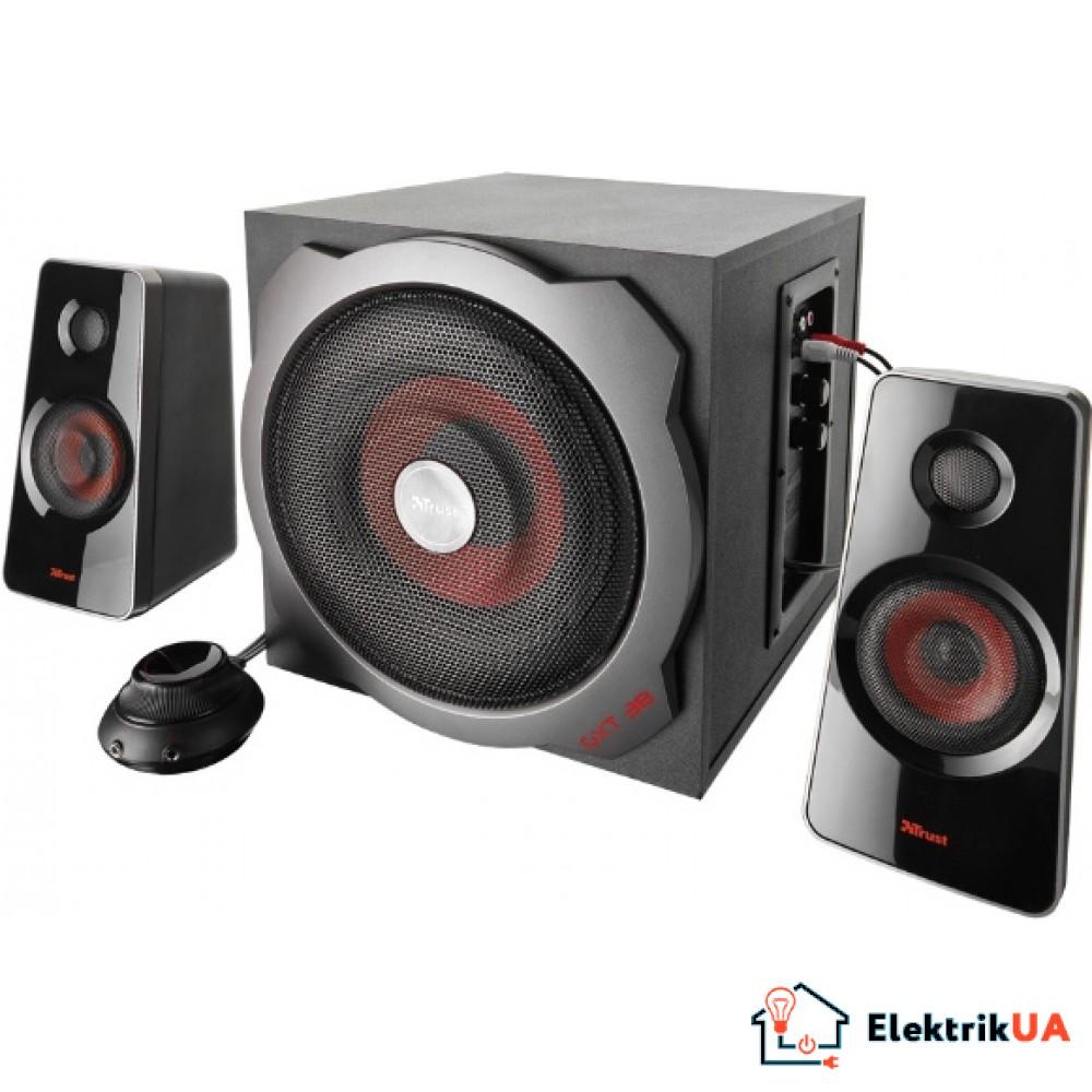 Акустика Trust GXT 38 2.1 Subwoofer Speaker Set