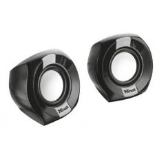 Аккустика Trust Polo Compact 2.0 Speaker Set black
