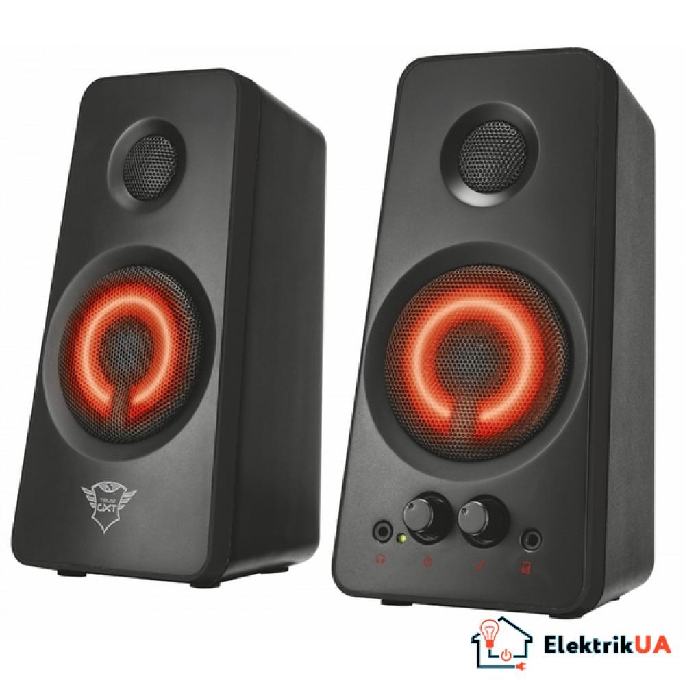 Акустика Trust GXT 608 Illuminated Speaker set 2.0