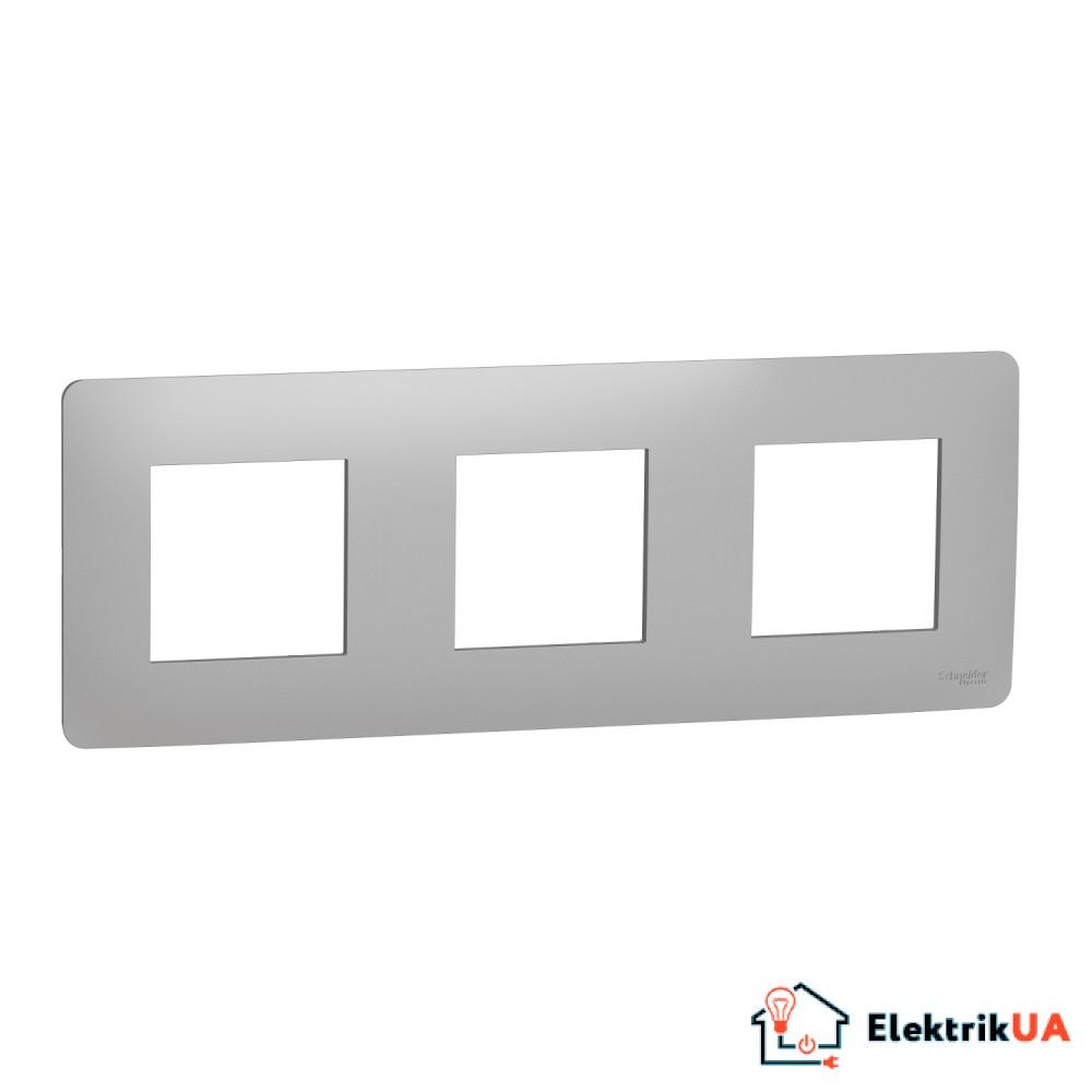 Рамка 3-постова, алюміній