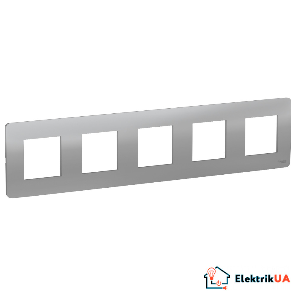 Рамка 5-постова, алюміній