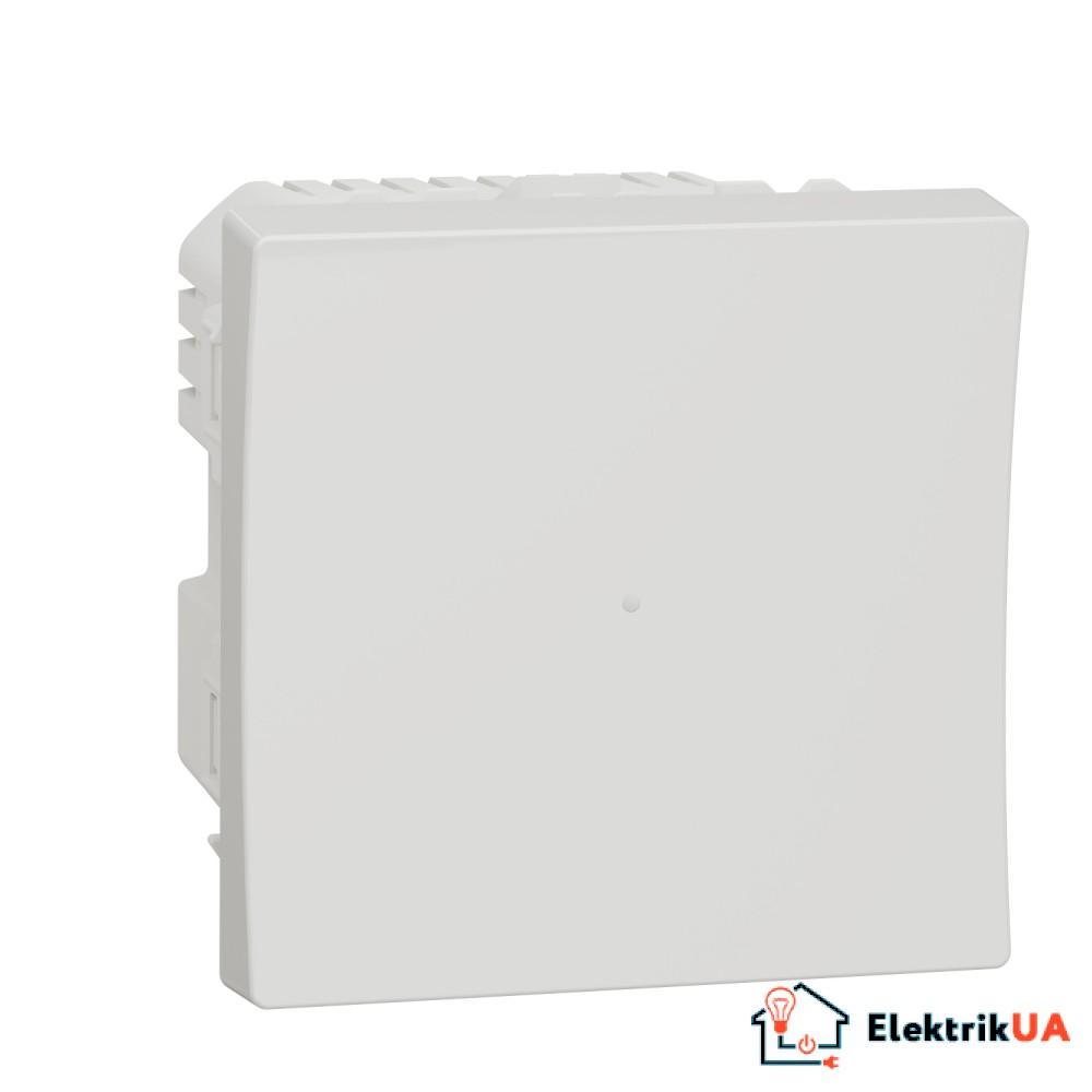 Wiser pелейний вимикач 10A білий