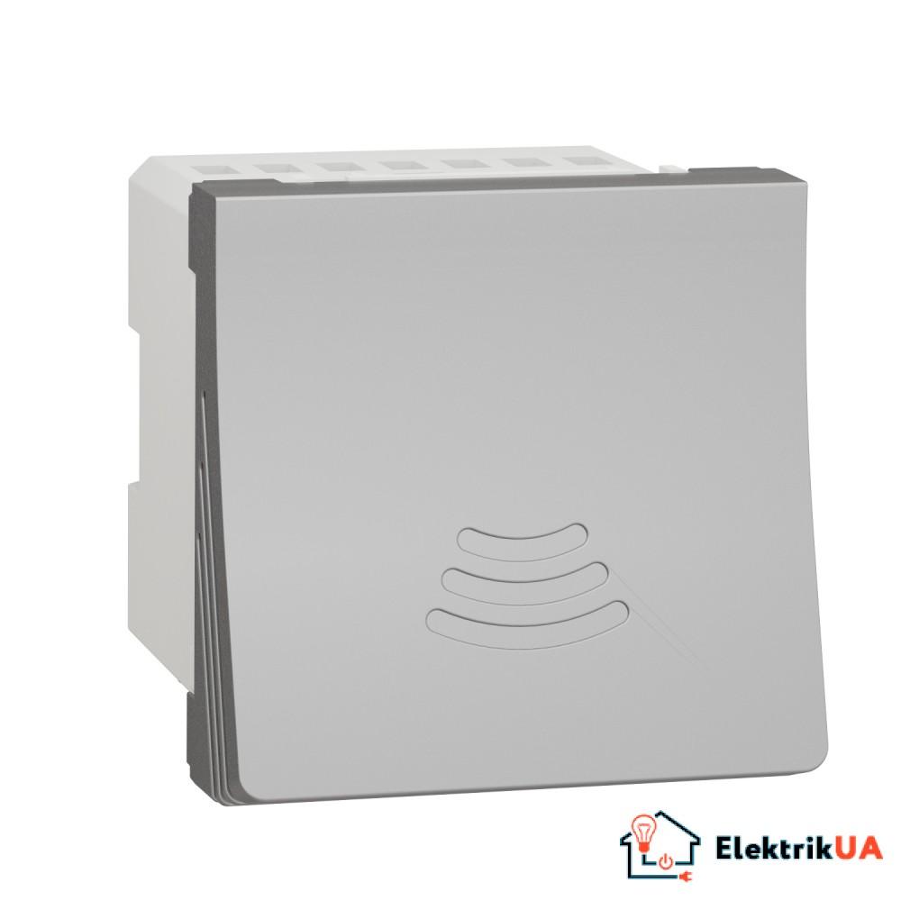 Дзвоник електронний 2 модулі алюміній