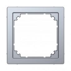 Адаптер для изделий Merten D-Life Нержавеющая сталь (MTN4080-6036)