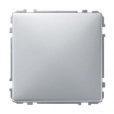 Заглушка Merten SD Алюминий (MTN391960)