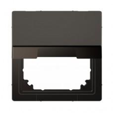 Адаптер с крышкой для интеграции изделий Merten D-Life Антрацит (MTN4081-6034)