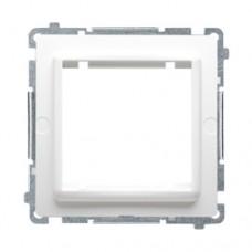 Адаптер Simon Basic Белый (BMA45M/11)