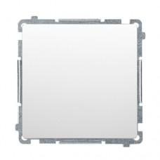 Выключатель одноклавишный Simon Basic Белый (BMW1.01/11)
