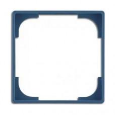 Вставка внутренняя декоративная для рамок ABB Basic55 Синий (2516-901-507)