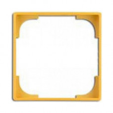 Вставка внутренняя декоративная для рамок ABB Basic55 Жёлтый (2516-905-507)