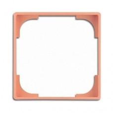 Вставка внутренняя декоративная для рамок ABB Basic55 Абрикосовый (2516-906-507)