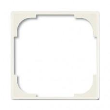 Вставка внутренняя декоративная для рамок ABB Basic55 Белый шале (2516-96-507)