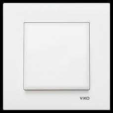 Выключатель VIKO Karre Белый (90960001)