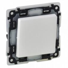 Выключатель Legrand Valena Life 10 АX 250 В IP44 Белый (752151)