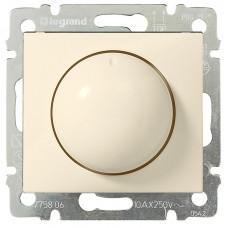 Светорегулятор поворотный Legrand Valena 40-400 Вт Слоновая кость (774161)