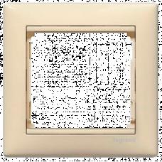 Рамка 1 пост Legrand Valena слоновая кость (774351)