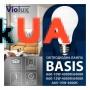 Лампа світлодіодна BASIS A65 15W E27 4000K Violux
