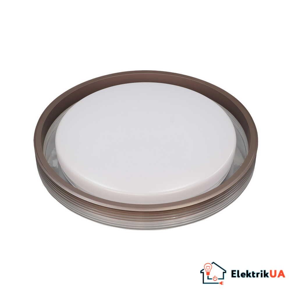 Светильник LED smart HELIX + пульт 60W 3000-6000K IP20 коричневый