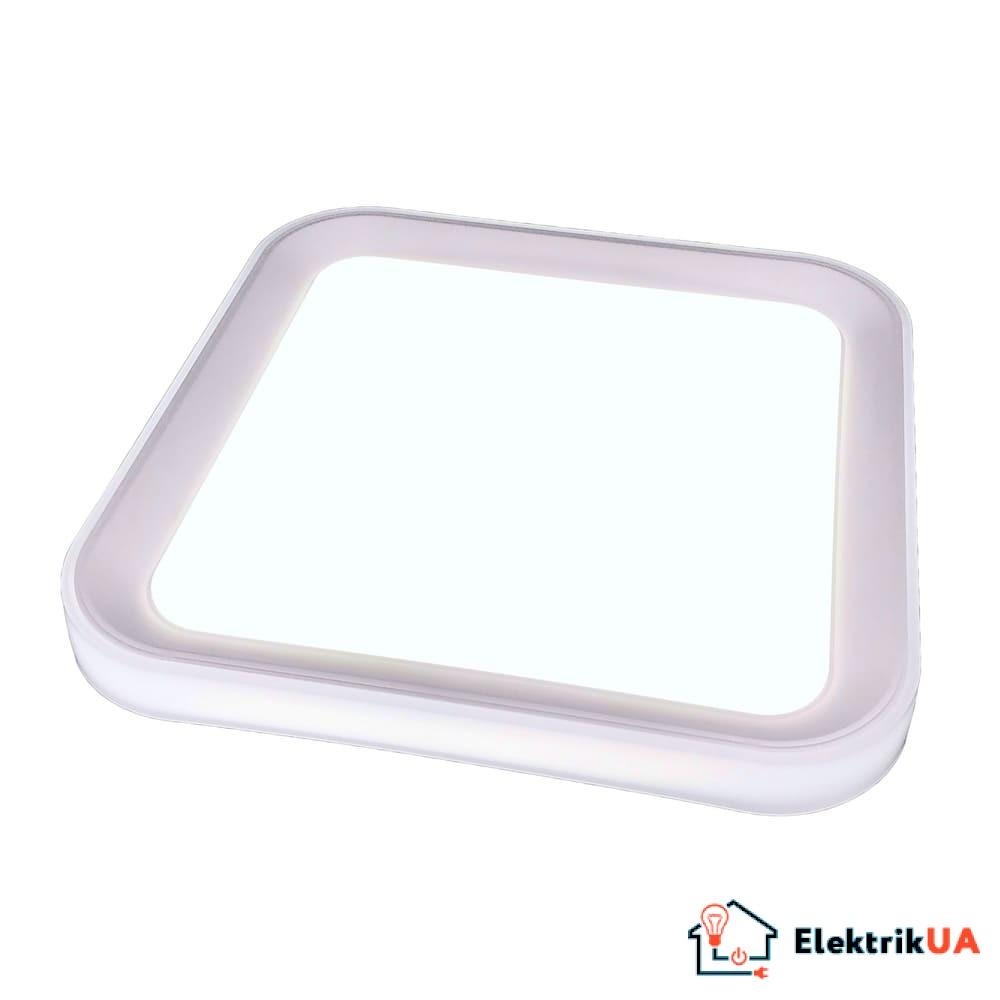 Світильник LED smart MILAN+пульт 72W 3000-6000K IP20 квадрат