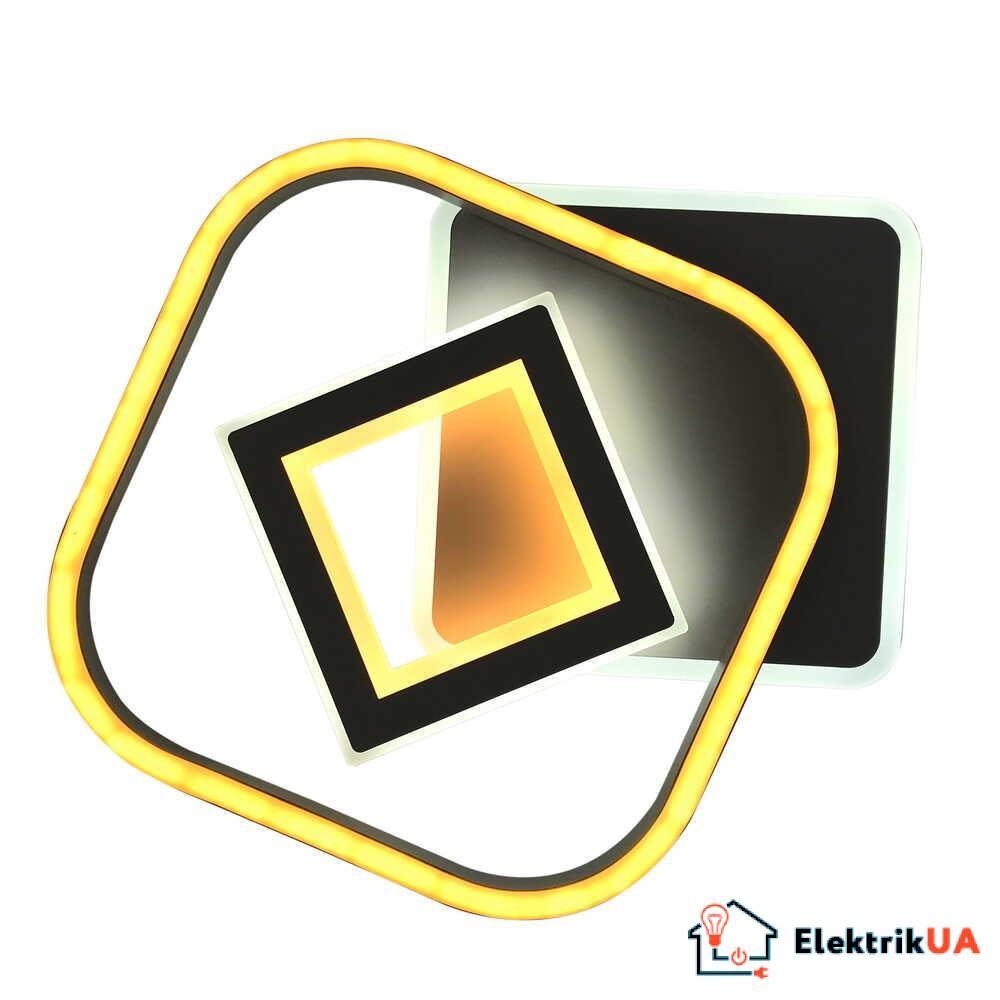 Светильник LED smart NANO + пульт 90W 3000-6000K IP20 квадрат
