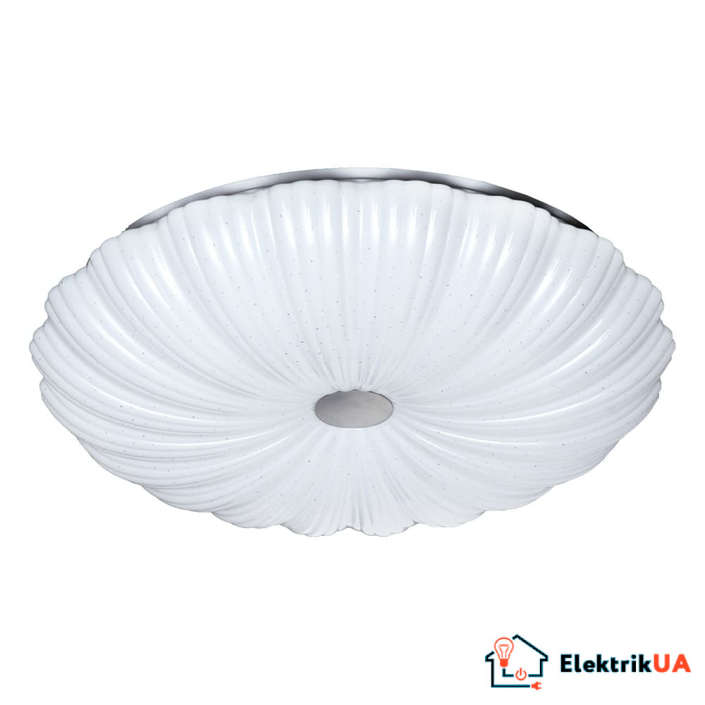 Светильник LED smart SHELL + пульт 72W 3000-6000K IP20 круг