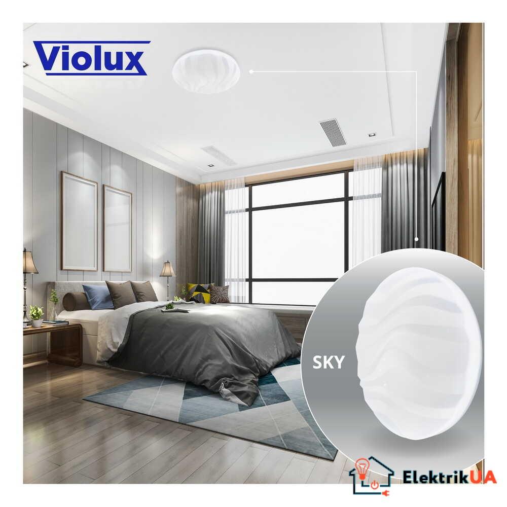 Світильник LED smart SKY 30W 3000-6000K IP20 круг