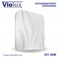 Светильник LED smart SKY 30W 3000-6000K IP20 квадрат